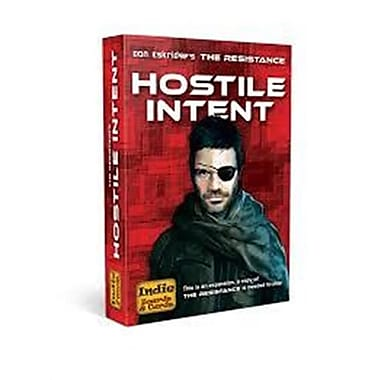 Indie Boards And Cards Reshi The Resistance - Hostile Intent (Acdd14332)