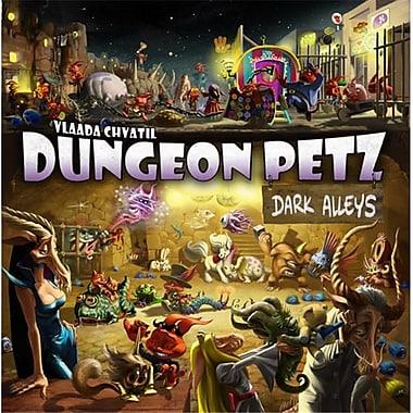 Czech Games Edition Inc 00024 Dungeon Petz - Dark Alleys (Acdd14519)