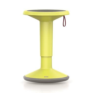 Interstuhl – Tabouret ergonomique réglable multi-usage UP, jaune vif (UP-BK)