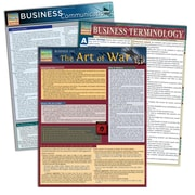 QuickStudy Introduction to Business Reference Set (2498004)