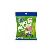 ALLAN Sour Watermelon Slices Gummy Candy, 5 oz, 12 Count