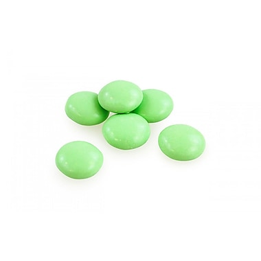 Pastel Green Milk Chocolate Gems, 24 oz