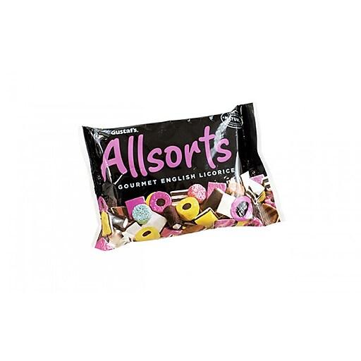 Allsorts Gourmet English Licorice, 14.1 oz, 3 Pack