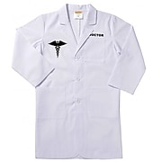 Aeromax Doctor Lab Coat, Size 4/6 (AEALDR46)