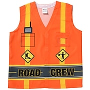 Aeromax My 1st Career Gear Road Crew Top, One Size Fits Most Ages 3-6 (AEATRDC)