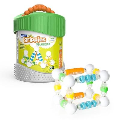 Guidecraft Grippies Shakers, 20 Piece Set (GD-8321)