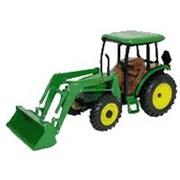 John Deere 15357N Tractor With Cab Loader (ORGL5401)