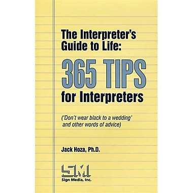 Harris Communications The Interpreters Guide to Life (HRSC127)