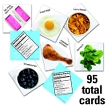 Learning Zonexpress 1 Great Plate Game Card Set (SSPC56644)
