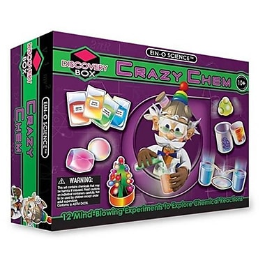 Tedco Toys Crazy Chem Large Science Kit (TDCTY253)
