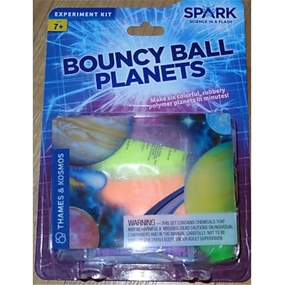 Thames & Kosmos Bouncy Ball Planets (RTL487891) 2515697