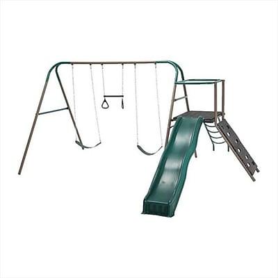 Lifetime Products Climb & Slide Play Set,