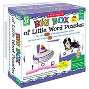 Carson Dellosa Big Box Of Little Word Puzzles (EDRE40325)