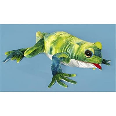 Sunny Toys 12 In. Frog - Green,