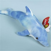 Sunny Toys 12 In. Dolphin - Blue, Finger Puppet (SNTY021)