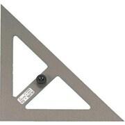 """Alvin 6"""" Hardened-Steel Triangle 45/90 Degree (ALV6752)"""