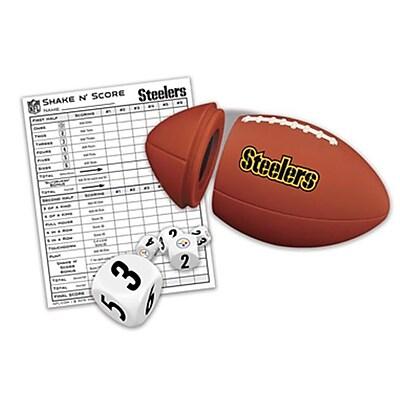 Masterpieces Pittsburg Steelers Shaken Score Puzzle (RTL236578) 2517583