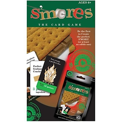 Education Outdoors Sft.Mores Card Game (LBMT928)