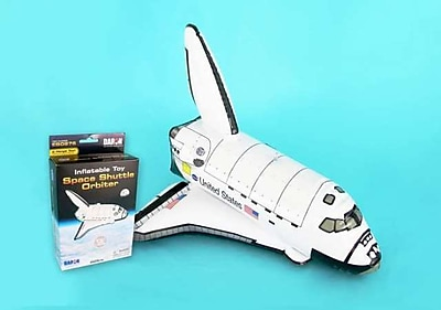 Daron 15'' Space Shuttle Inflatable (DARON5047)