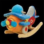 Rockabye Airplane Rocker (RKBY008)