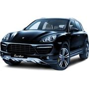 My Funky Planet WebRC - 1:24 Porsche Cayenne - Black (MFKP127)