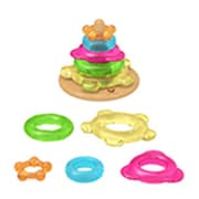 Frontier Natural Products Dream Window Stacking Teether (FNTR08609)