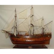 Old Modern Handicrafts HMS Endeavour Model Boat (OMHC058)