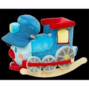 Rockabye Trax The Train Rocker (RKBY019)