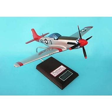 Daron Worldwide Trading P-51D Tuskegee Air 1/24 AIRCRAFT (DARON415)