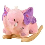 Rockabye Bella The Pink Elephant Rocker (RKBY016)