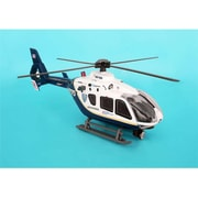 Realtoy Nypd Helicopter with Lights and Sounds 1-32 (DARON9084)