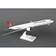 Skymarks Skymarks Turkish 777-300ER 1-200 with GEAR (DARON10005)