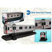 Realtoy MTA Diecast Subway Car for Model Cars and Planes (DARON8942)