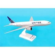 Skymarks United 777-200 1-200 Post Co Merger Livery (DARON8752)