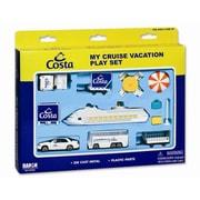 Realtoy Plastic Parts Costa Play Set (DARON8675)