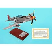 Executive Series Display Models P51D Mustang Old Crow 1-24 Signed by Bud Anderson (DARON9124)