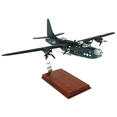 Mastercraft Collection Pb4Y-2 Privateer Wood Desktop Model (MTFM112)