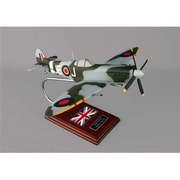 Executive Series Display Models Spitfire Raf Mk Ix 1-24 Johnnie Johnson (DARON11304)