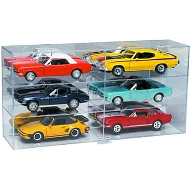 Gagne 6 Slot 1-18 Scale Display Case( GGNE038)