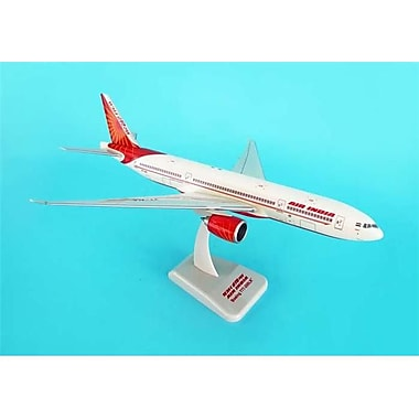 Hogan Wings 1-200 Commercial Models Air India Boeing 777-200Lr with Landing Gear( DARON8236)
