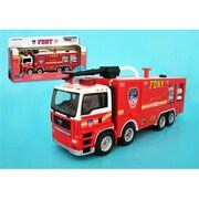 Realtoy FDNY Rescue 1 Pullback( DARON8679)