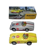 SHAN Collectible Tin Toy - Small Racer( AXNRT1836)
