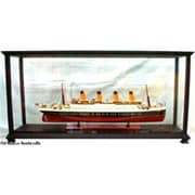 Old Modern Handicrafts Display Case for Cruise Liner Mid( OMHC045)