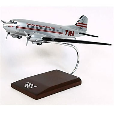 Toys and Models DC-3 TWA Aircraft Toy( TAM116)