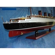 Old Modern Handicrafts Queen Mary Model Boat( OMHC025)