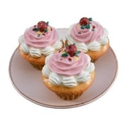 The Queens Treasures Bakery Collection - 3pc Cupcakes for American Girl Doll (TQST077)