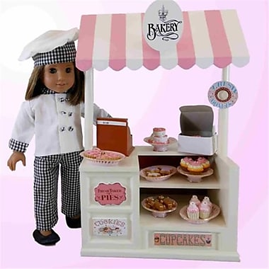The Queens Treasures Bakery Shoppe (TQST177)