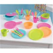 KidKraft 27 Piece Bright Cookware Set( KK991)