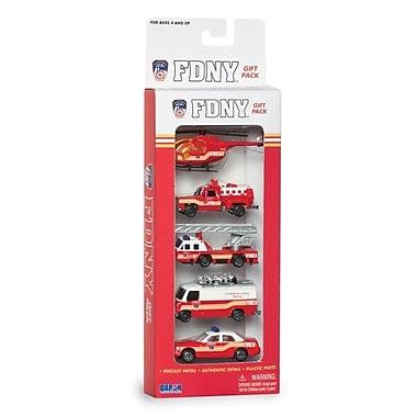 Daron Worldwide Trading Fdny 5 Piece Vehicle Gift Set (DARON4170)