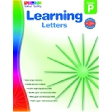 Spectrum Early Years - Learning Letters (SSPC58562)
